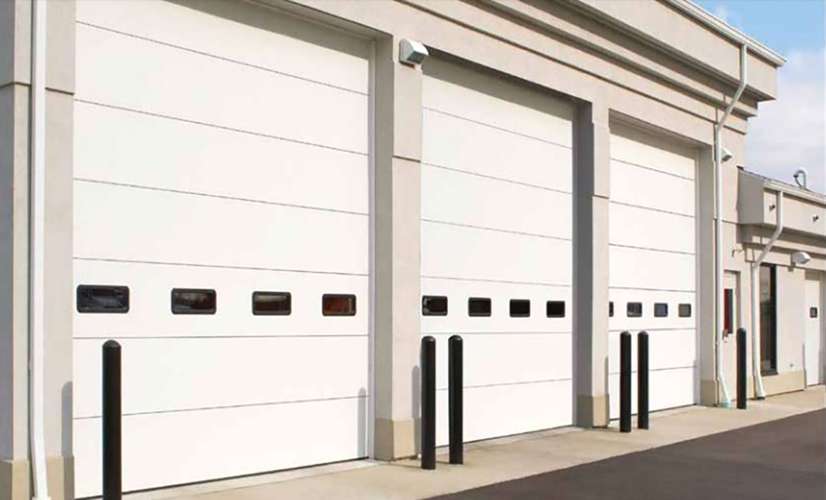 Commercial Garage Doors | Detroit Lakes Overhead Door | Detroit ...